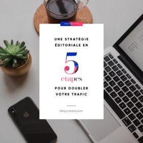 une stratégie éditoriale en 5 étapes